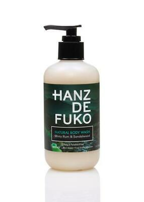 Hanz De Fuko Natural Body Wash - 8 Fl Oz