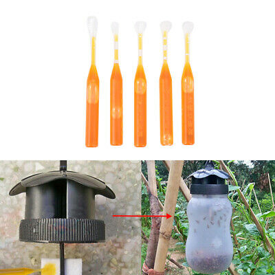 10XBee Swarm Attractant Lures Bait Trap Beekeeping Hive Honey Fruits Tool Set