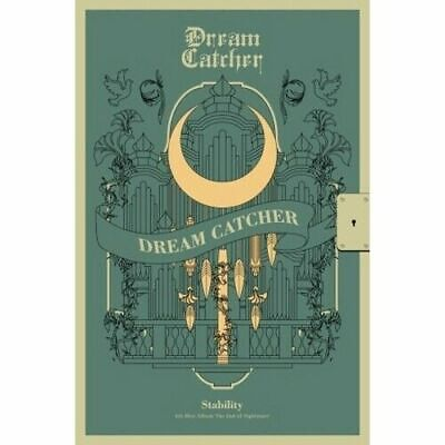 Dream Catcher-[The End Of Nightmare] 4th Mini Stability CD+PhotoBook+Card K-POP