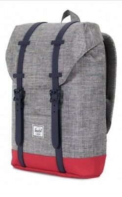 c891e0a7dcd4 Authentic Hershel Supply Co Retreat Backpack Youth NWT + Free Herschel Gift!