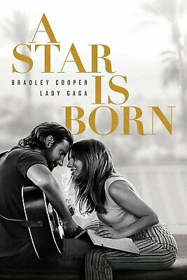 A Star Is Born (4K Uhd 2019) Never Watched 4K Uhd Blu-Ray Only Read Desc.