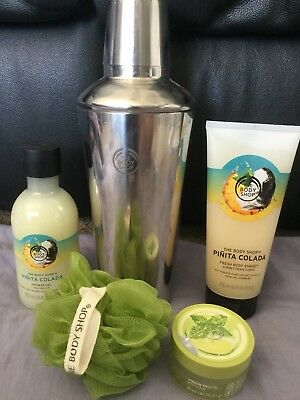 The Body Shop Limited Edition Cocktail Body Set *price lowered great deal*