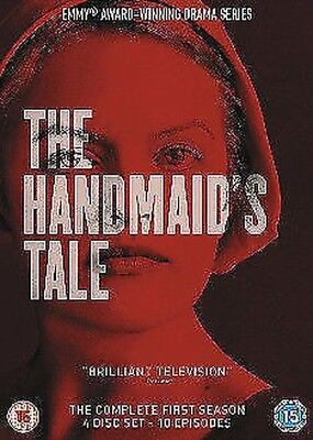 The Handmaids Tale Season 1 DVD NEW dvd (8416001000)