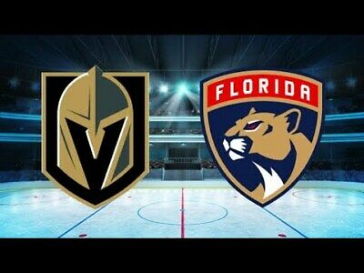 *(2)Tickets Sec 209 Row B Vegas Golden Knights VS Florida Panthers *2/28/19*