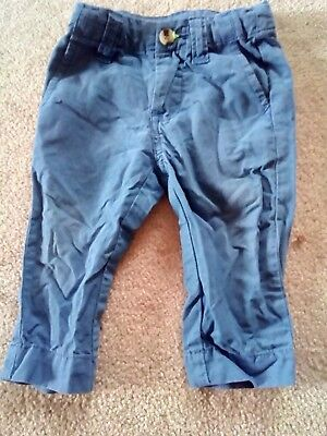 Baby Boy Or Girl Seed Jeans Size 6-12 Months