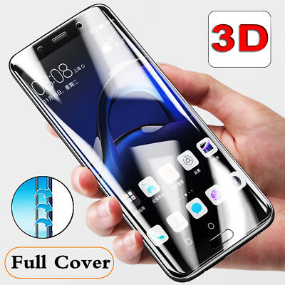 3D Full Cover Tempered Glass Screen Protector for Huawei Mate10 Lite/Pro P10 New