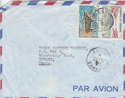 W 3178  Buea June 1963 air cover UK