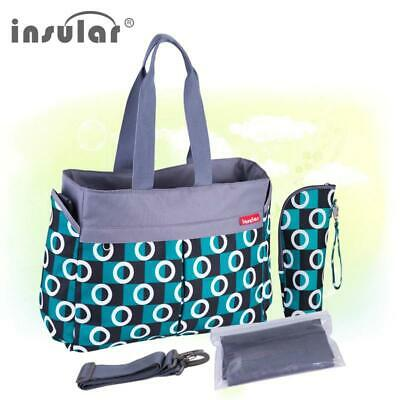 Bag Multifunctional Waterproof Baby Bag For Stroller Nappy Changing  Mummy USA