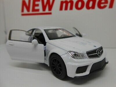 MERCEDES C63 AMG Model RED Toy Car boy dad girl Christmas Gift PRESENT NEW BOXED