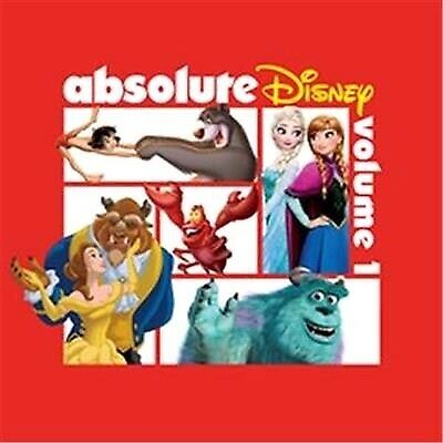 Absolute Disney : Volume 1 | Soundtrack (CD, 2018) Frozen Mary Poppins BRAND NEW