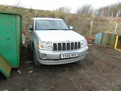 jeep grand cherokee 3.0 crd spares or repair