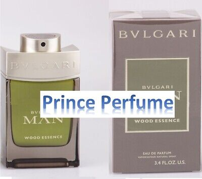 BULGARI MAN WOOD ESSENCE EDP VAPO NATURAL SPRAY - 100 ml