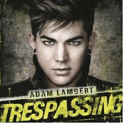 Adam Lambert - Trespassing (Deluxe Version)  Cd +++++++++++++New