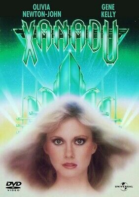 Xanadu -  Dvd New Olivia Newton-John,Gene Kelly,Michael Beck