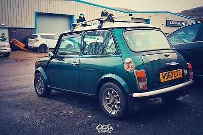 Classic Rover Mini 1275 SPi - Stage 3 - Recently restored & Reupholstered