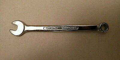 King Dick CSM206 metric combination spanner wrench polished chrome 6mm