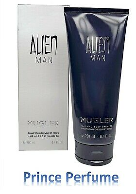 THIERRY MUGLER ALIEN MAN HAIR AND BODY SHAMPOO - 200 ml