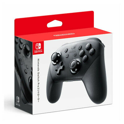 Official Nintendo Switch Pro Wireless Controller Standard and Special Edition