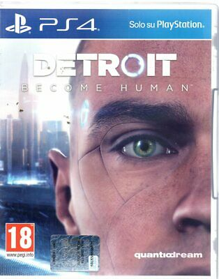 Detroit Become Human PS4 ITA