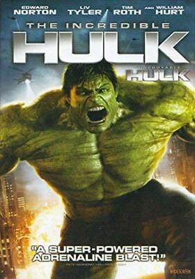 The Incredible Hulk  (Bilingual) [DVD] New & Sealed!
