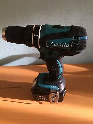 Makita DHP456 LXT HAMMER DRILL& 4.0AH BATTERY.IN EXCELLENT USED CONDITION.