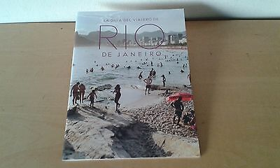 Used - THE TRAVELLER GUIDE - RIO DE JANEIRO - Item For Collectors