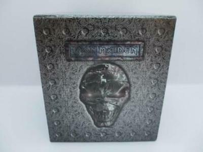 GBR Iron Maiden 15CD Complete 12 Albums Heavy Metal Box Set Factory New Sealed&