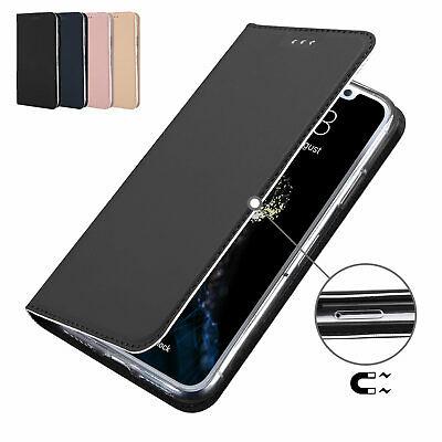Luxury Ultra Slim Shockproof Flip Wallet Case Cover for iPhone 7 8 Plus X 5S 6S