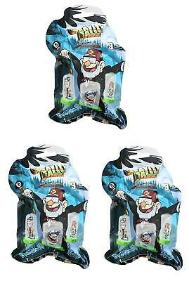 Gravity Falls Series 2 Domez Blind Bag Collectible Minis - Lot of 3
