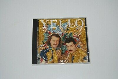 Cd - Yello Baby - Album - Top Zustand -
