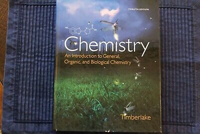 Chemistry : An Introduction to General, Organic, and Biological Chemistry by Kar