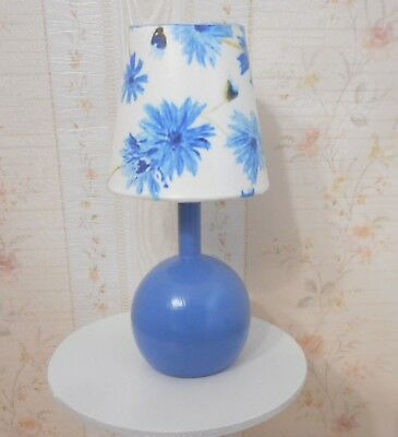 Barbie Blue Flower Ball Lamp