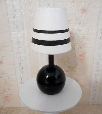 Barbie Striped Ball Lamp