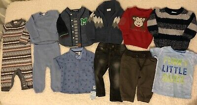 6-9 Month Boys Bundle- Next Mothercare- Includes Gorgeous Outfits