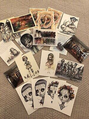 Mab Graves Lot Of Art Cards & Post Cards