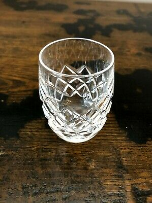 Waterford Crystal Shot Glass - EXCELLENT