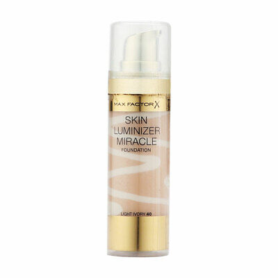 Max Factor Skin Luminizer Miracle Foundation 30ml - Choose Yours