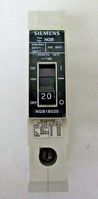 Single Pole 14 8 Awg 20 Amp Circuit Breaker Dr 5009 1299