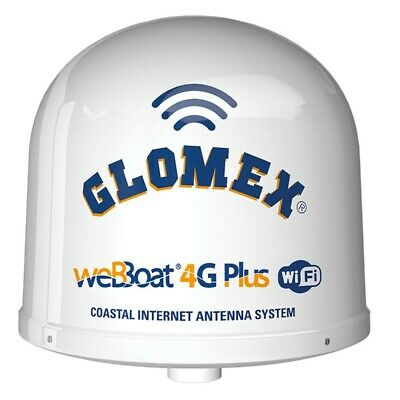 Glomex Marine Antennas Glomex Webboat 4g Plus Internet Cellular Antenna - South