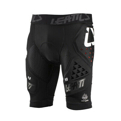 Leatt 3DF 4.0 Impact Shorts Black LG