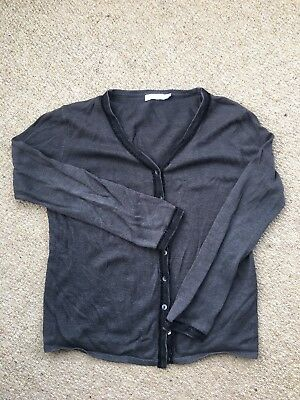 Blooming Marvellous Grey Cardigan Size L