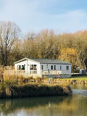 Static Caravan FOR SALE AT TATTERSHALL LAKES/TATTERSHALL/ LINCOLNSHIRE