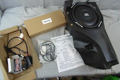 OEM MTX Powered Subwoofer Stereo for 2014- 2016 Polaris RZR 900 1000 XP S 287982