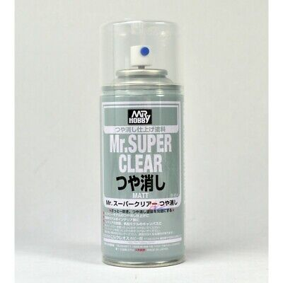 MR SUPER CLEAR Mr Hobby B514 ( MSC ) FIJADOR FIXATIVE MATT / FLAT