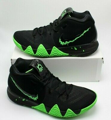 the best attitude 1207a a9955 canada nike kyrie irving 4 green black c47af f37d5