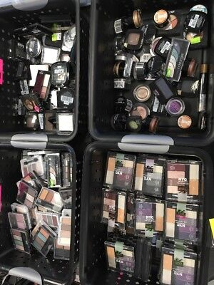Wholesale 100 pcs Maybelline Loreal Revlon Mixed Assorted Cosmetics Makeup Lot