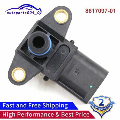 Air Intake Pressure Sensor 7792260-01 For BMW E46 330d E53 X5 E60 530Dxd 3.0L