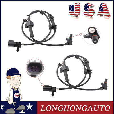 Front ABS Wheel Speed Sensor 5S7978 For 02-06 Chevrolet Trailblazer EXT 4.2 5.3L