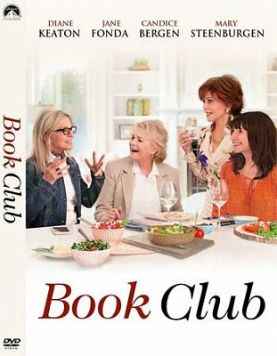 Book Club (DVD) REGION 1 DVD (USA) Brand New and Sealed