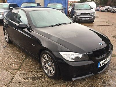 2007 BMW 320 M-Sport Automatic , Petrol, Leather, 74k Miles